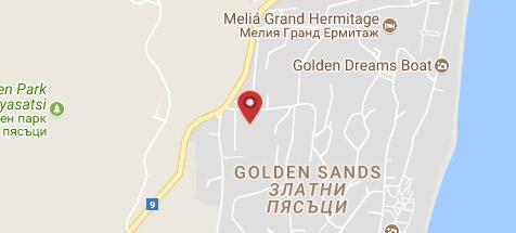 Золоті піски - офіс