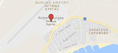Бургас - Аеропорт