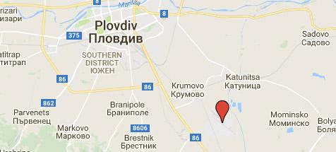 Пловдив - Аеропорт