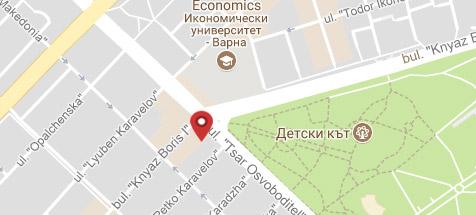 Варна - офіс