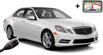 Mercedes E-Class + GPS