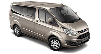 Ford Custom / Renault Trafic FVMR