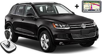 VW Touareg + GPS