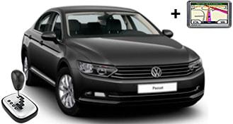 VW Passat + NAVI