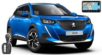 Peugeot 2008 + NAVI