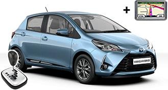 Toyota Yaris Hybrid EDAH