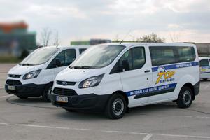 Прокат пасажирських мікроавтобусів у Бургасі від Top Rent A Car