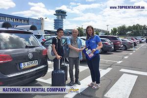 Прокат автомобілів в аеропорту Отопені Бухареста