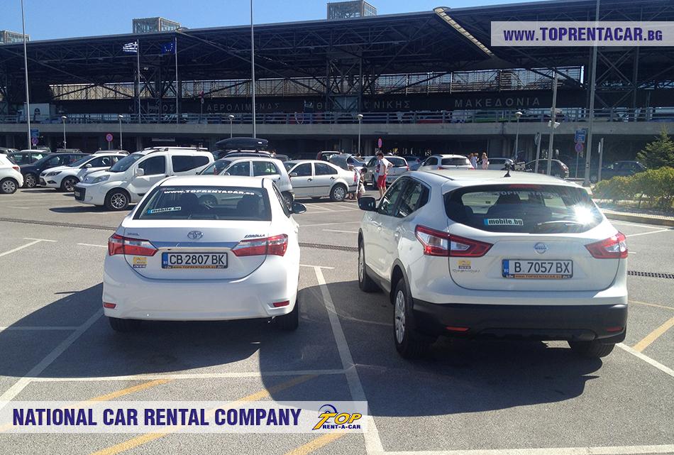 Прокат автомобілів в Салоніках