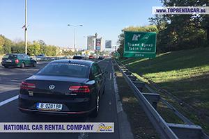 Прокат автомобілів в Сербії