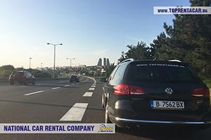 Прокат автомобілів в аеропорта Белграде, Сербії