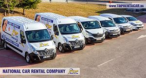 Прокат вантажних мікроавтобусів від Top Rent A Car