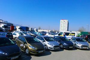 Аренда автомобиля в Софии